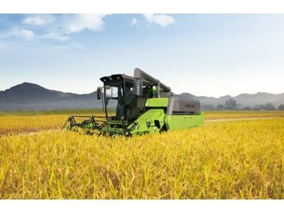中联谷王PL60(4LZT-6.0ZE)水稻收割机