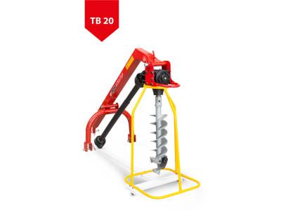 大华宝来TB-20型挖坑机