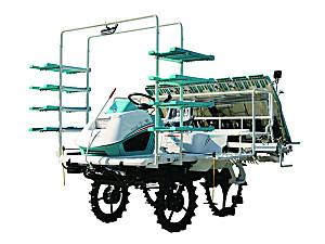 久富2ZG-8D(G825)乘坐式水稻插秧机