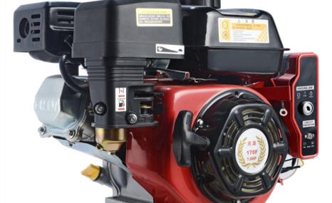 共源GY-170FE电起动汽油机