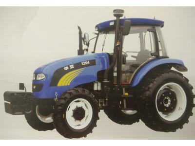 华夏1204轮式拖拉机