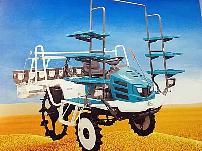 永濤富爾代2BD-8水稻直播機