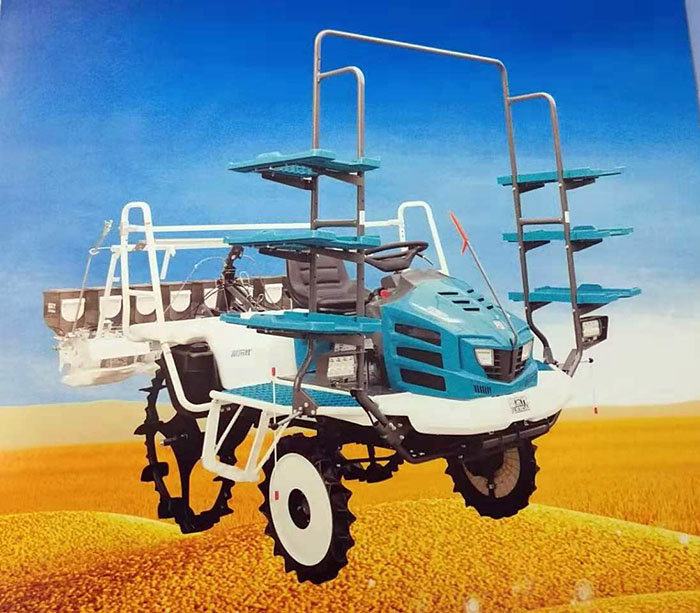 永涛富尔代2BD-8水稻直播机