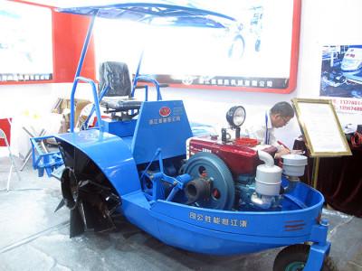 挺能胜GN32船型拖拉机