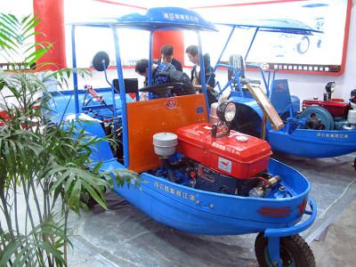 挺能胜GN18船型拖拉机