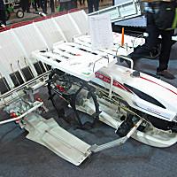 浙江小精2ZX-630水稻插秧机
