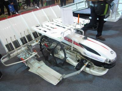 浙江小精2ZX-630手扶水稻插秧机