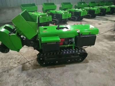 世超LD002履带式田园管理机