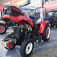 力王804輪式拖拉機