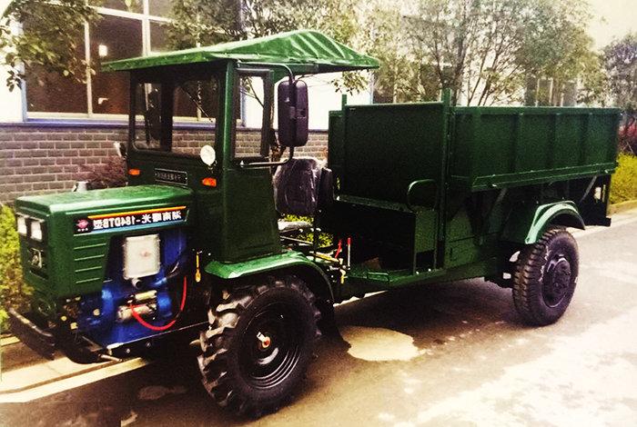 桑铼特184DTB盘式拖拉机