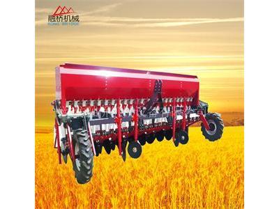融桥机械2BYF系列玉米大豆播种机