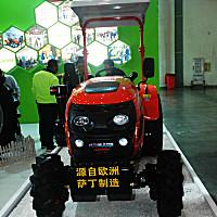 薩丁SD804輪式拖拉機