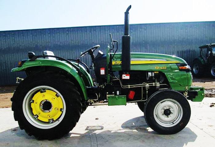 萨丁SD500-E轮式拖拉机