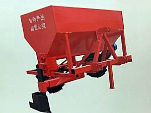 智源2FH-2林果多功能施肥机