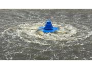 建超0.75 1.5KW浮体涌浪式增氧机