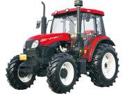 LF1004動力換擋拖拉機