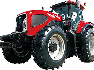 東方紅LF1504動力換擋拖拉機