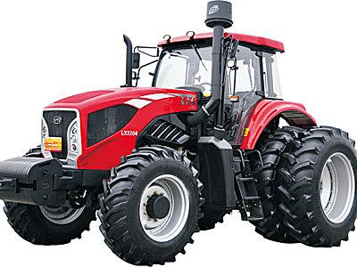 東方紅LX2204輪式拖拉機