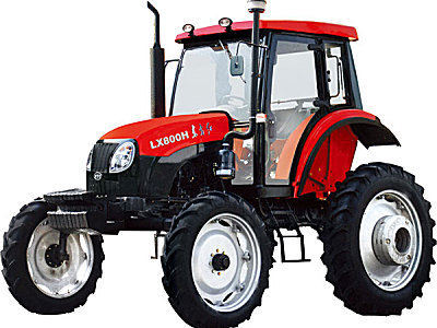 东方红LX800H轮式拖拉机