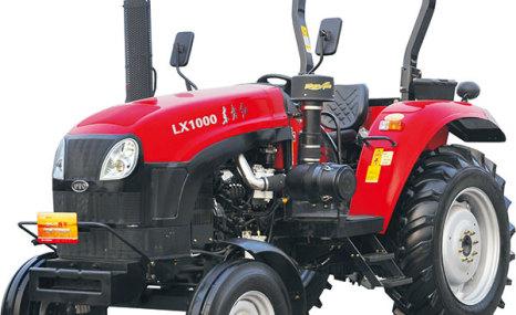 東方紅LX1000輪式拖拉機