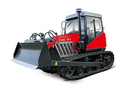 東方紅C1202履帶式拖拉機