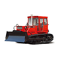 东方红CA802履带拖拉机