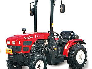 东方红SG604G果园型轮式拖拉机
