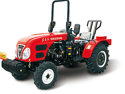 東方紅SK604G果園型輪式拖拉機