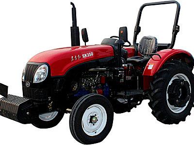 东方红SK350型轮式拖拉机