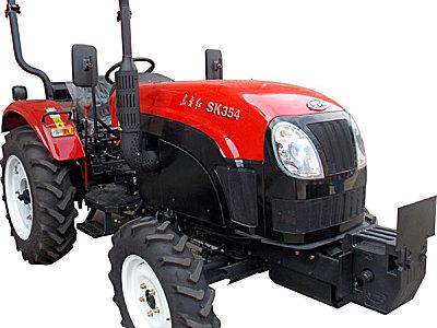 东方红SK354窄轮距轮式拖拉机