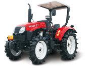 东方红MF554水田型轮式拖拉机