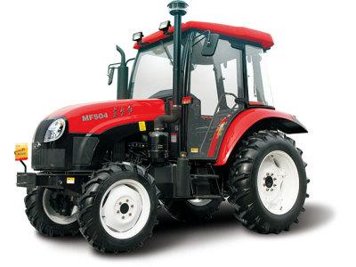 东方红MF504拖拉机