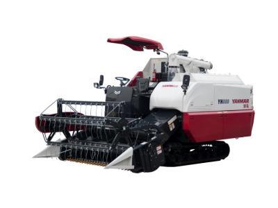 洋马YH880(4LZ-3.5A)全喂入稻麦联合收割机