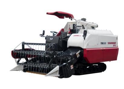 洋馬YH880(4LZ-3.5A)全喂入稻麥聯合收割機