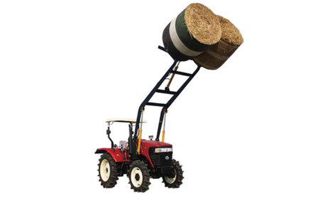 沃得WDT804CC拖拉機叉草裝置