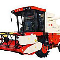 巨明4LZ-6.0自走式谷物聯合收割機