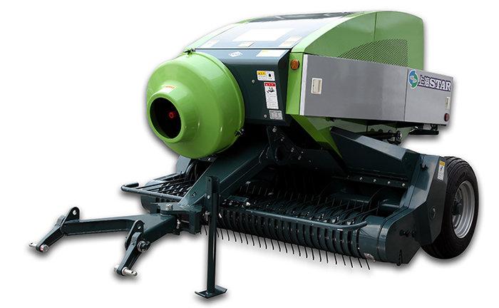 上海世达尔9YFQ-1.9Z(TIB3000)型正牵引方草捆打捆机