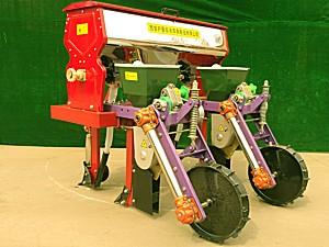 双永2BMF-2玉米免耕施肥播种机