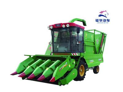 骏强4YZQ-4A型自走式茎穗兼收玉米收获机