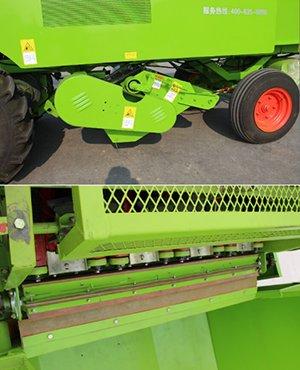 润源4YZ-3C自走式玉米收割机