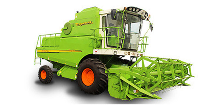 潤源G60大型穀物聯合收獲機
