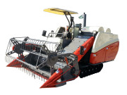 潤源4LZ-2.5A水稻收割機