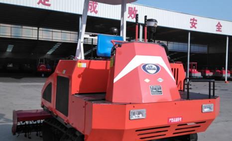 寶田1GZ-230履帶自走式旋耕機