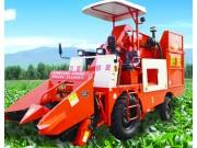 時風4YZP-2D玉米收獲機