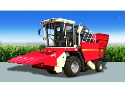 山東時風4YZP-4A型自走式玉米收獲機