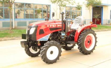 黄海金马-304A轮式拖拉机