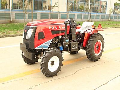 黄海金马-404D(YB404D)轮式拖拉机