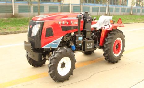 黄海金马YB400D/404D轮式拖拉机