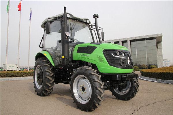 道依茨法尔SH604C啮合套换挡轮式拖拉机