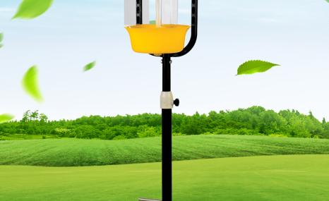 尚科SK-TS008太阳能水淹式杀虫灯